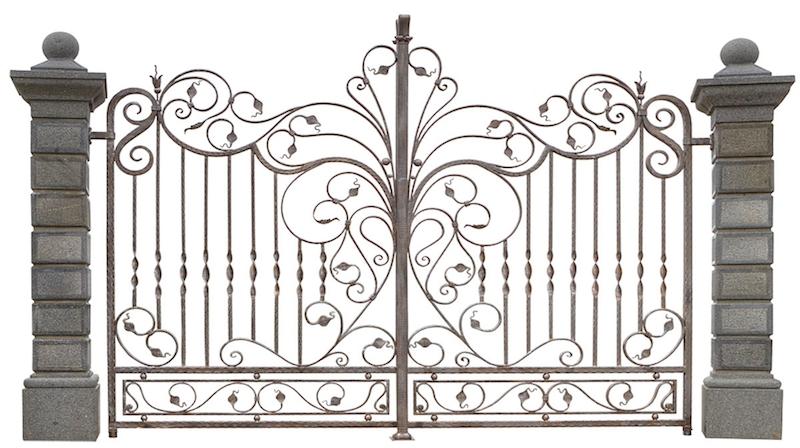 Dessin de portail en fer forgé   Riaddollardessables 7f1a29e295e2